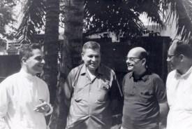 First Pimes in Manila 1969. Alessi, Bonaldo, Cadei e Piccolo