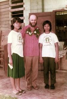 Filippine, Kidapawan, Tulunan March 1985