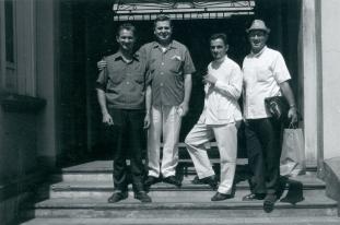 Filippine, Manila The First PIMEs Arici, Bonaldo, Alessi e Piccolo